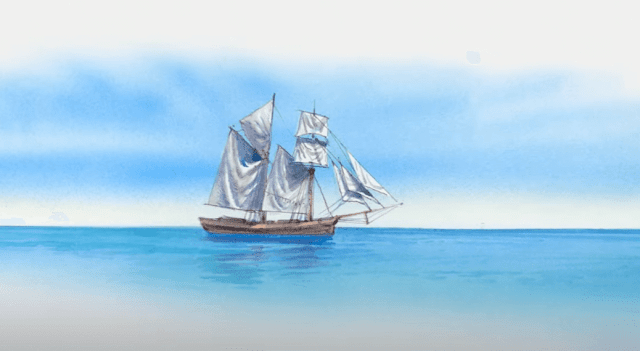 المركب إلين أوستن