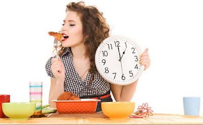 Makan Lebih Teratur