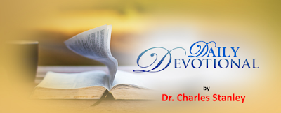 Keeping Our Eyes on His Goals by Dr. Charles Stanley