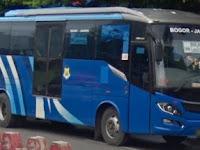 Bus Agra Mas Bogor - Pasar Senen