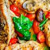 Best Italian Skillet Chicken Recipe