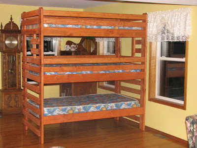 Bunk Beds That Provide The Option Of Adding Guard Rails To Bottom This Makes These Ideal When Transitioning From A Crib Bed