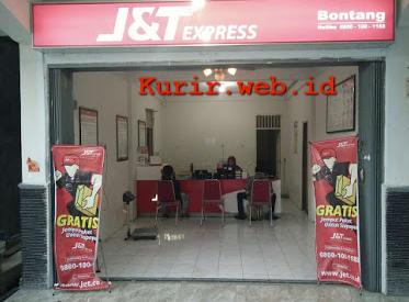 Alamat Agen J&T Express Di Bontang