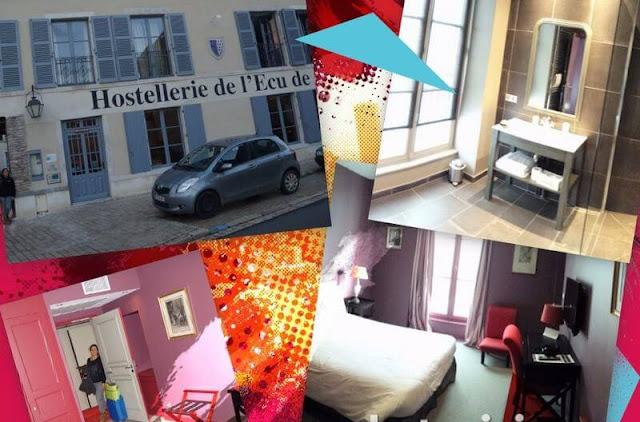 l'Ecu de Bretagne, hoteles beaugency