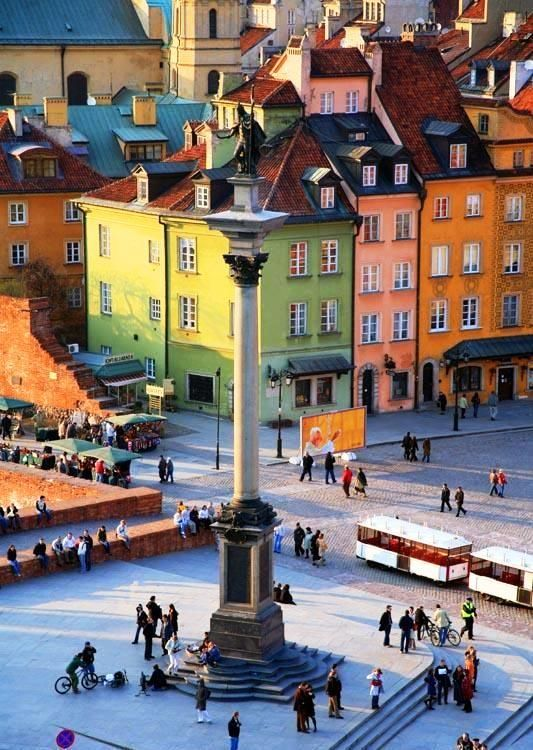 Fungibility - Warsaw, The old town, Poland♥♥♥