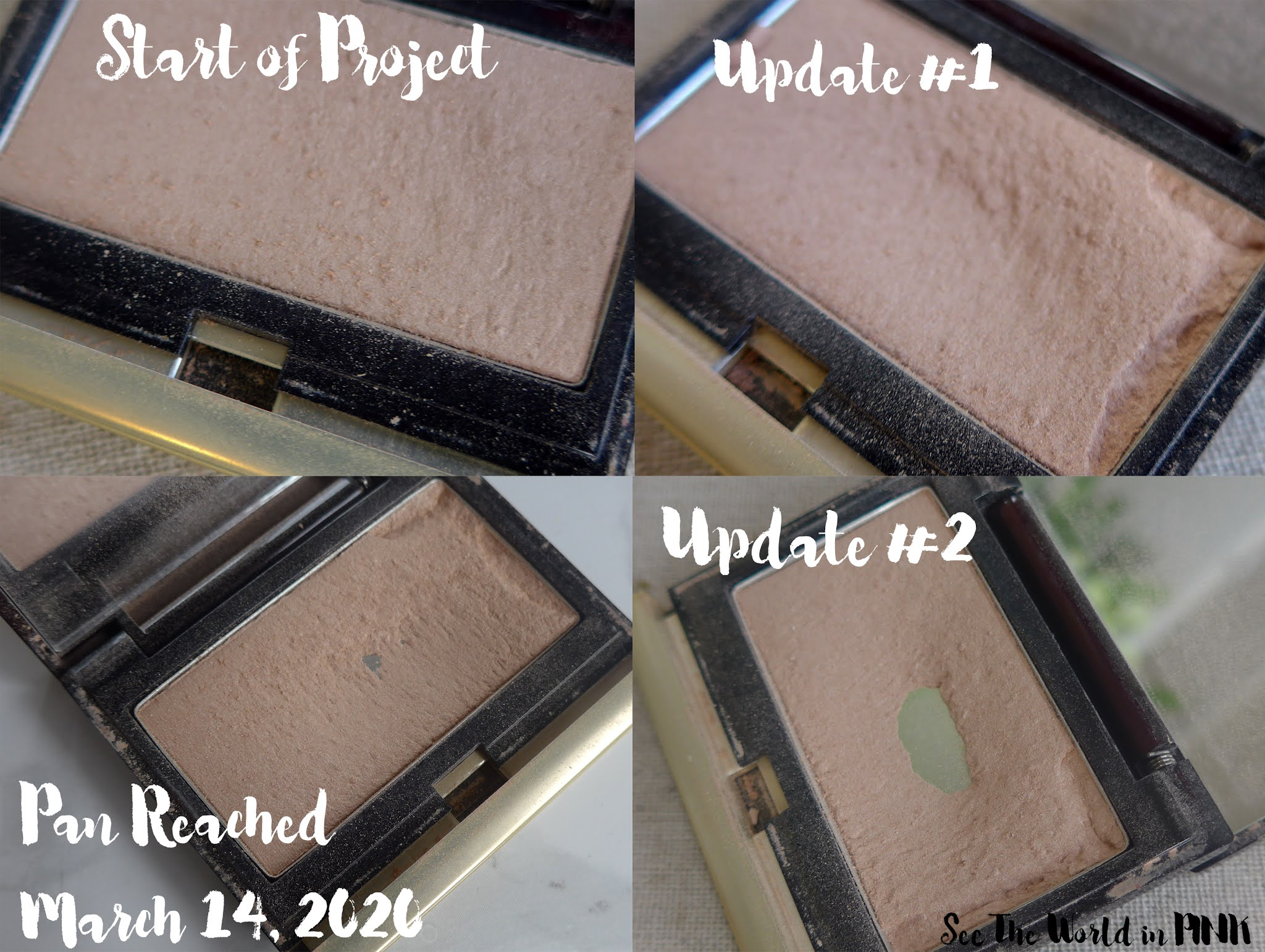 20 in 2020 Project Pan - Update #5
