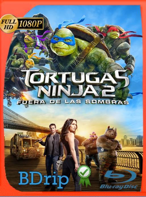 Tortugas Ninja 2 Fuera de las Sombras (2016) BDRip 1080p Latino [GoogleDrive] Ivan092