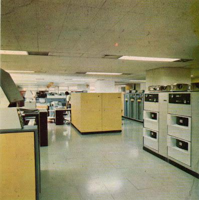 ruang komputer balai kota jakarta 1976