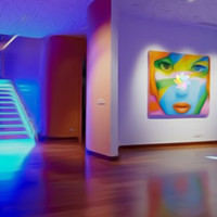 FunEscapeGames Neon Room …