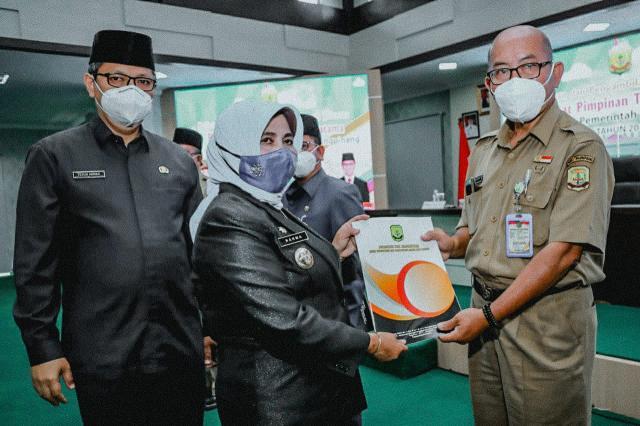 Walikota Tanjungpinang Lantik Surjadi sebagai Kepala Bappelitbang