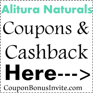 Save 20% at Alitura Naturals with coupon code for 2018-2019| Feb, March, April, May, June, July, Aug, Sep, Oct, Nov, Dec