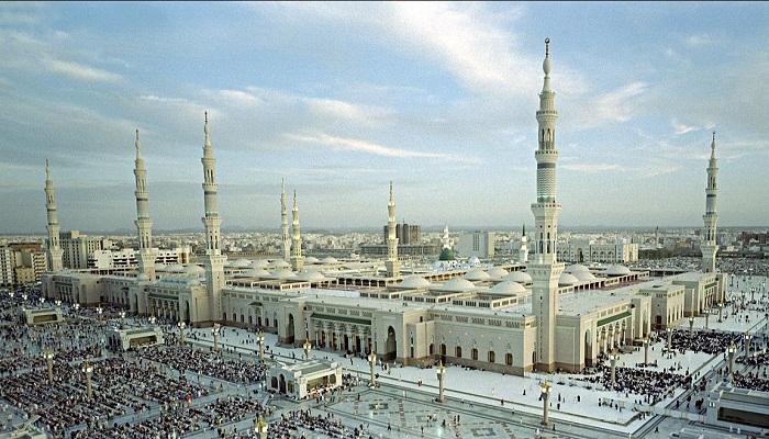 Ziarah Masjid Nabawi