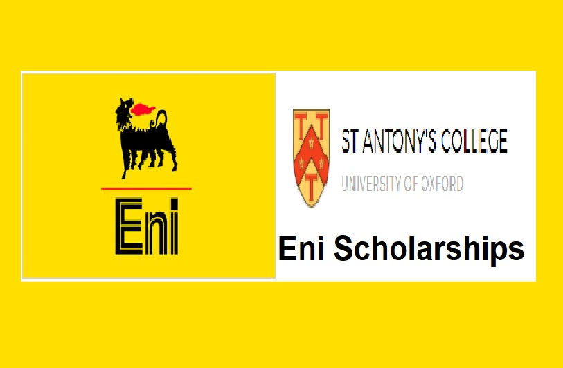 Eni Scholarships 2021