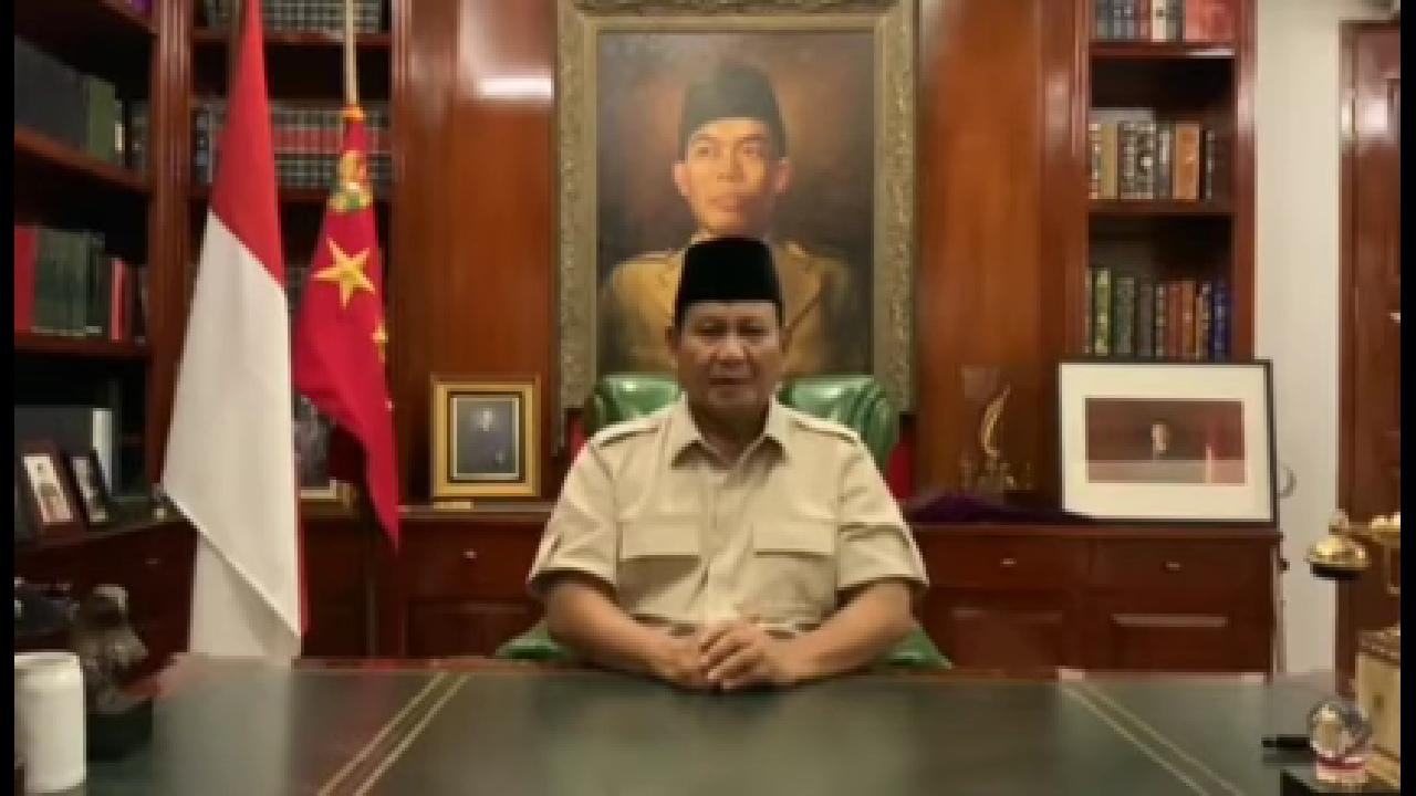 Jelang Sidang MK, Wasiat Prabowo untuk Pendukungnya Amat Negarawan!