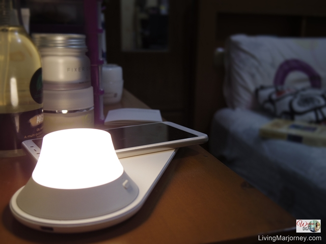 2-in-1 Yeelight Wireless Charger