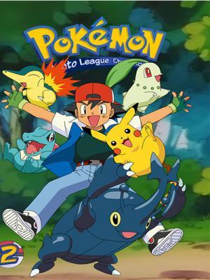 Xem Anime Pokemon Vùng Johto - Pokemon của Satoshi Vùng Johto VietSub