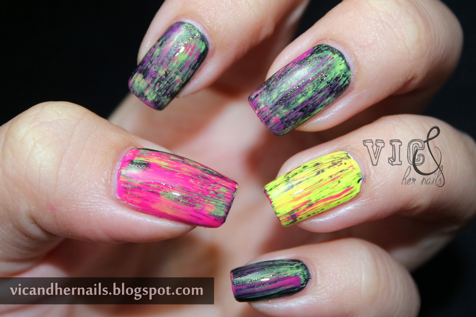 Vic and Her Nails: Crumpet's Nail Tarts 33 DC Day 14 ...