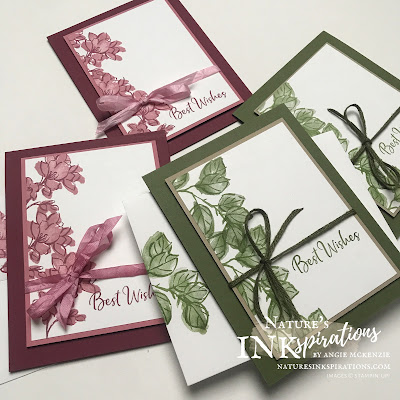 Weekly Digest | Week Ending March 6, 2021 | Nature's INKspirations by Angie McKenzie for Crafty Collaborations Share it Sunday Blog Hop; Click READ or VISIT to go to my blog for details! Featuring the Sale-A-Bration A Touch of Ink Stamp Set by Stampin' Up!; #occassioncards #birthdaycards #stamping #shareitsunday #shareitsundaybloghop #atouchofinkstampset #janfeb2021saleabration #naturesinkspirations #makingotherssmileonecreationatatime #simplestamping #coloringribbon #cardtechniques #stampinup #stampinupink #handmadecards