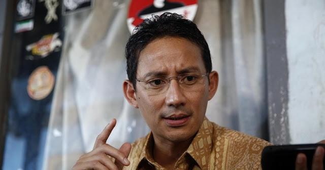 Sandiaga Uno: Membangun Jakarta kita tidak boleh ngoyo