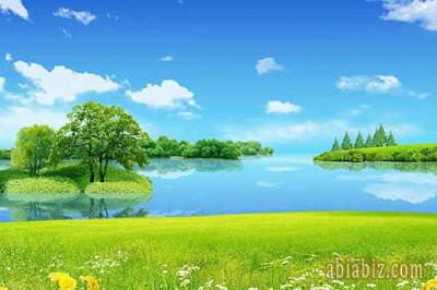 hadits tentang keindahan alam