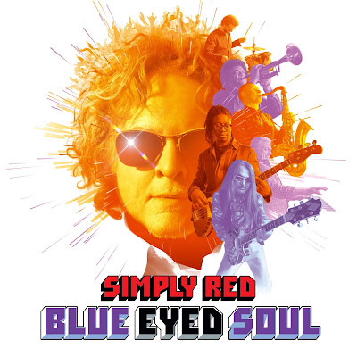 'Blue Eyed Soul' from SIMPLY RED - New Album Out November 8th on BMG