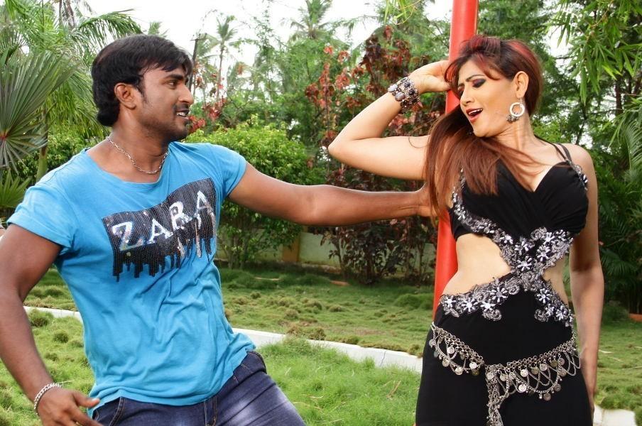 Rishika Singh hot photos in south movie