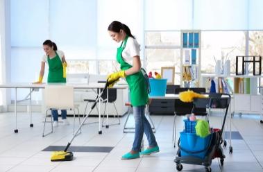 Jika Kantor Menggunakan Jasa Cleaning Service, 4 Perubahan Berikut akan Terlihat