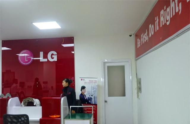 Trung tâm bảo hành tivi LG tại Hải Dương