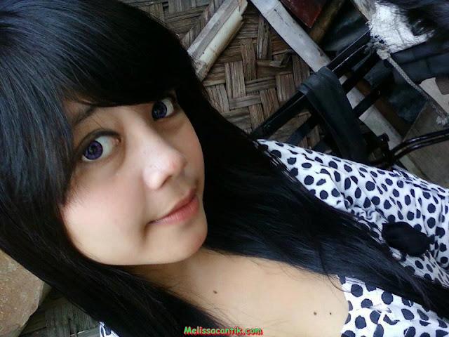 Foto Cewek SMA Indramayu Berjilbab Cantik