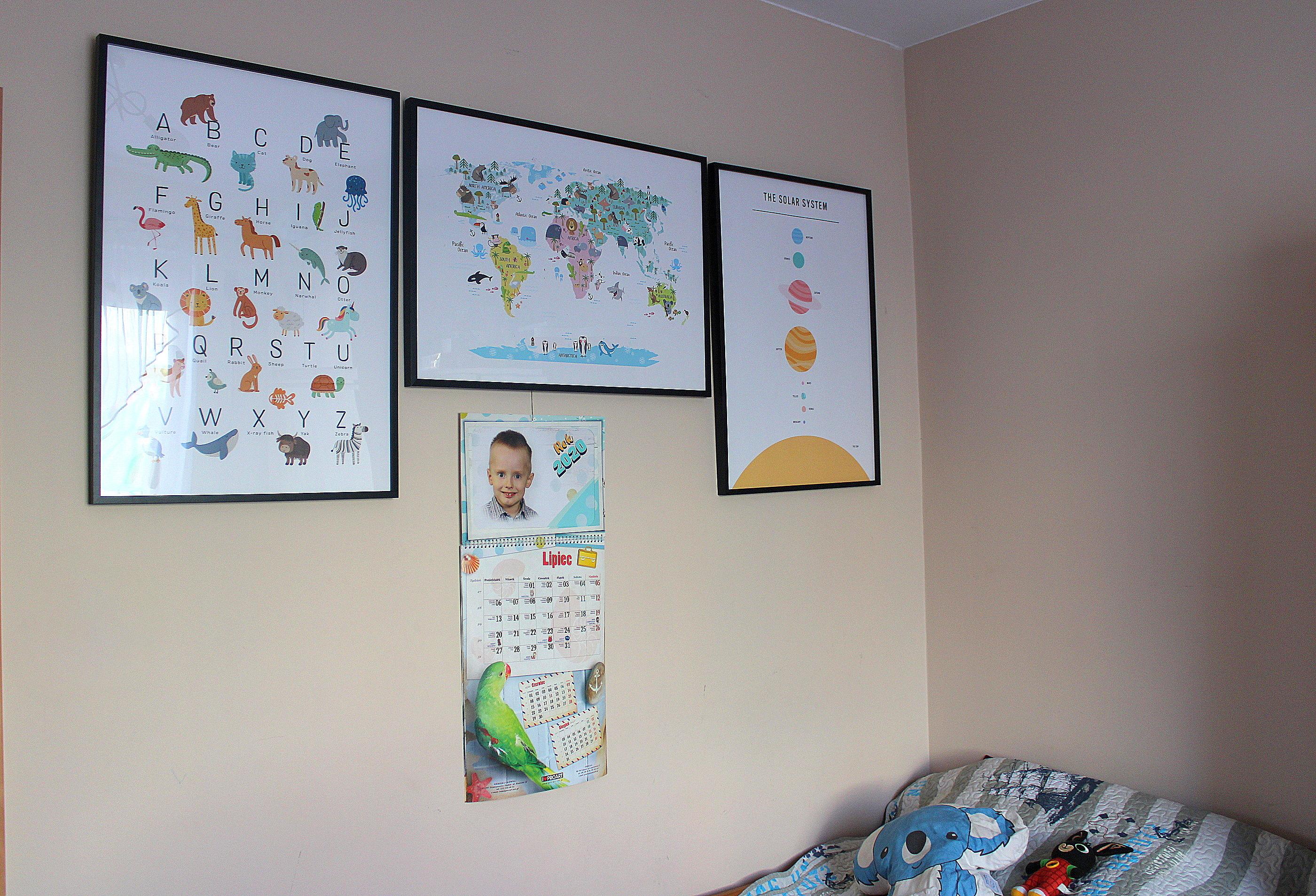 Desenio plakaty dla dzieci