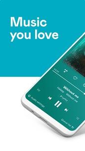 Deezer Music Player Premium v6.1.14.99 MOD APK
