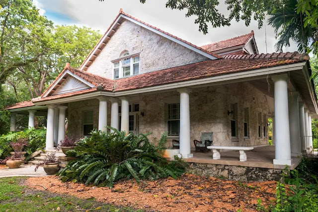 Merrick House and Gardens Miami (Florida), USA