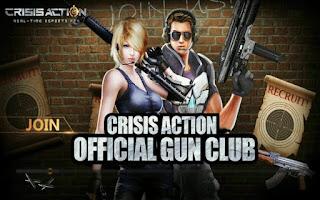 Kode Game Crisis Action
