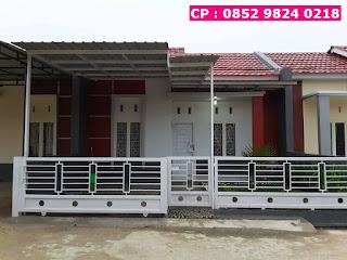 Harga Rumah Tipe 45 Di Kendari, Strategis Dekat Kantor Gubernur, WA : 0852 9824 0218