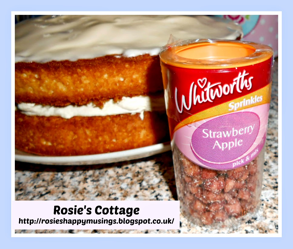 Whipped Cream Sponge Cake Recipe