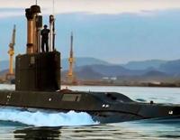 Iran Launches New Fateh Submarine