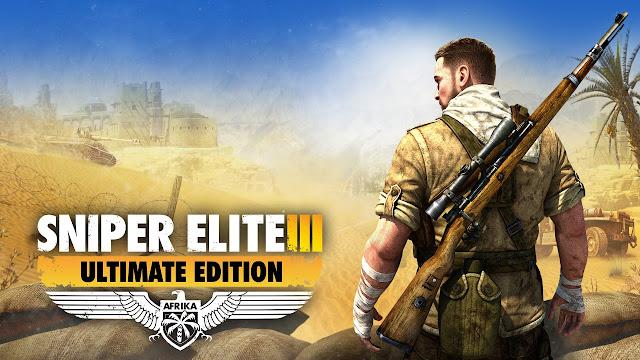 تحميل لعبة sniper elite 3 القناص سنايبر اليت 3 للكمبيوتر برابط مباشر