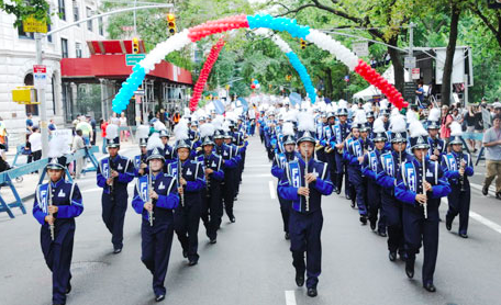 Parade of Of labor day