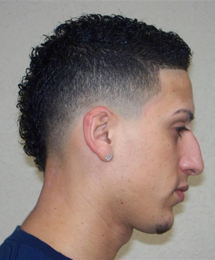Low Fade Mohawk Haircuts
