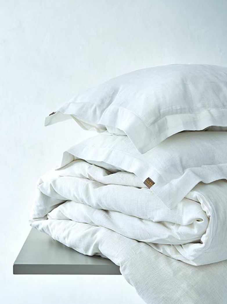 advantages of linen bedding