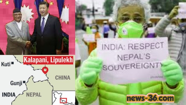 Nepal's PM KP Sharma Oli targets India on Lipulekh, Kalapani and Limpiyadhura areas