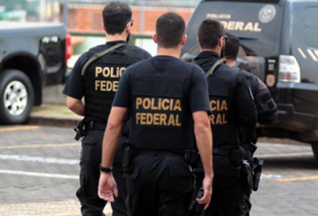 PF cumpre mandados de busca e apreensão em operação contra a criação de empresas fantasmas em Juazeiro do Norte, no Ceará