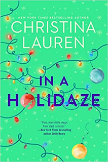 Book Review and GIVEAWAY: In a Holidaze, by Christina Lauren {ends 7/28}