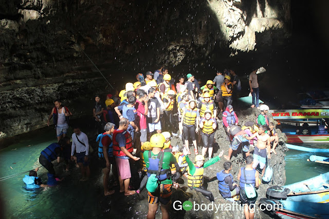 tiket green canyon pangandaran