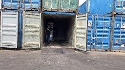 jasa pengiriman container 20 feet