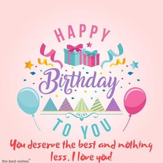 special sweet birthday wishes for boyfriend