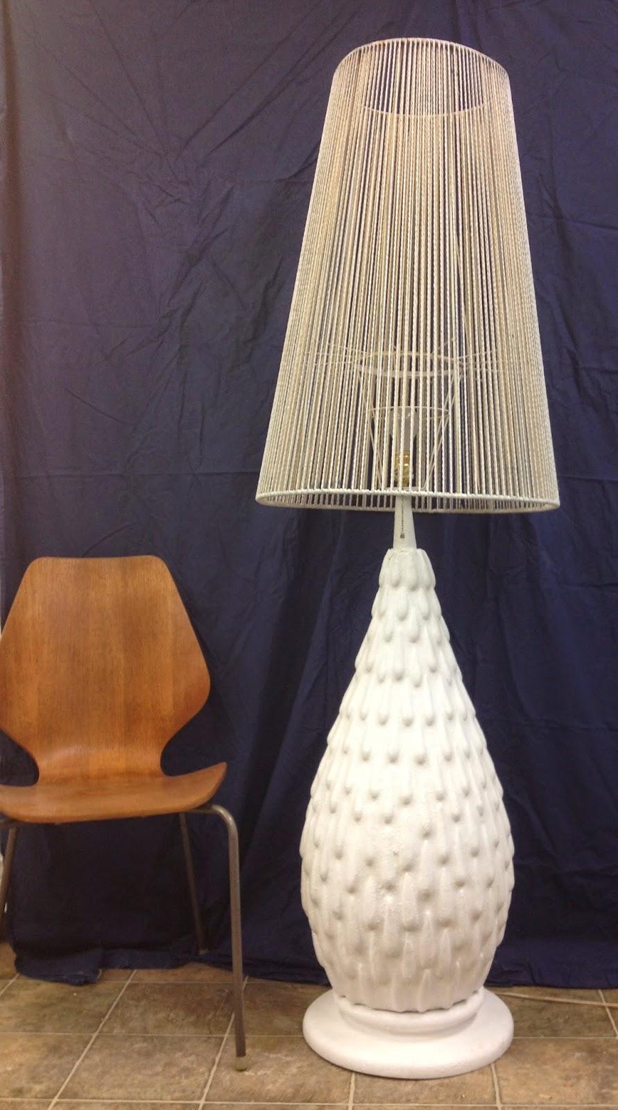 Time Capsule 1960 S Oversize Table Lamp Floor Lamp Mod