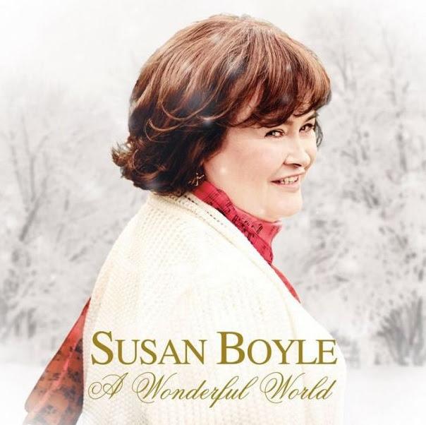 蘇珊大嬸( Susan Boyle )新專輯【美好世界A Wonderful World】預購