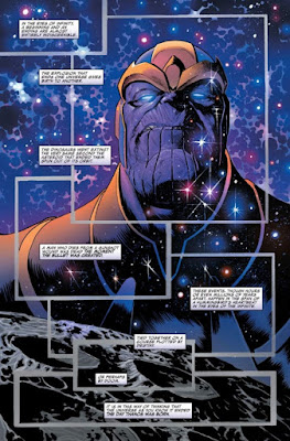 "Preview de ""Thanos"" num.14 - Marvel Comics"