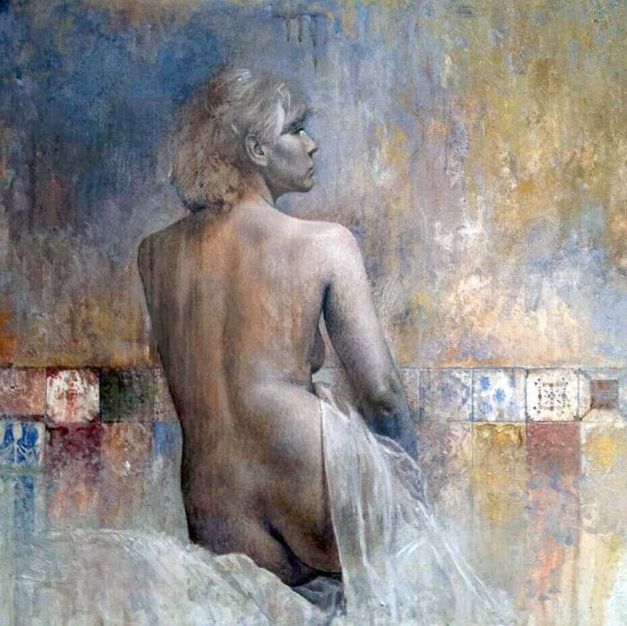 Балканский художник. Ljubo Popadic 7
